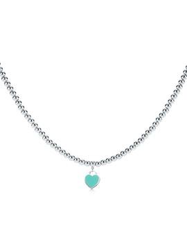Return To Tiffany®        Bead Necklace by Return To Tiffany®