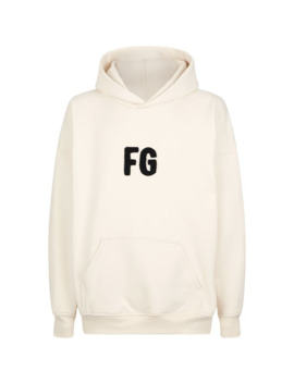 Initial Hoodie by Fear Of God
