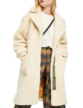 Tessa Teddy Coat by Free People