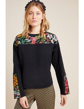 Phoenix Embroidered Sweatshirt by Tiny