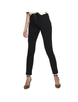 Women's Nine West Bedford High Waisted Skinny Jeans by Nine West