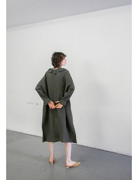 Ichi Antiquites 500623 Dress   Khaki by Garmentory