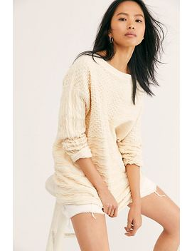 Extra Texture Pullover by Intimately