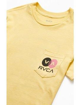 Rvca Tv Corpo T Shirt by Pacsun