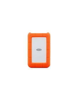 La Cie 5 Tb Rugged Usb C + Usb 3.0 Portable External Hard Drive by Apple