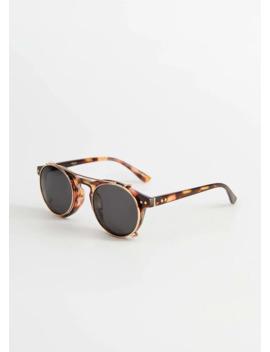 Óculos De Sol Lentes Removíveis by Mango