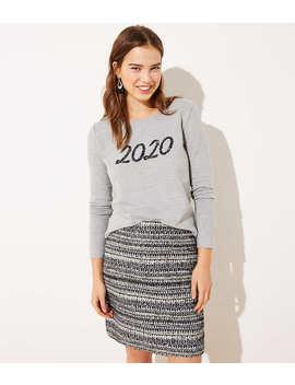 2020 Sweatshirt by Loft