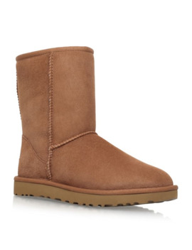 Classic Short Ii Suede Boots by Ugg