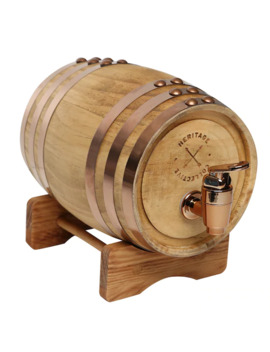 Hammer & Axe Whiskey Barrel 1 L by Hammer & Axe