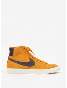 Blazer 77   Amber/Grand Purple/Sail by Nike