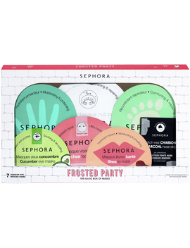 The Igloo   Box Of Masks by Sephora Collection