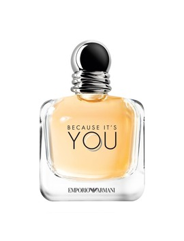 Emporio Armani Because It's You Eau De Parfum 100ml   Can Be Personalised by Armani