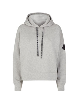 Logo Hoodie by Moncler