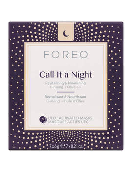 Foreo Call It A Night Ufo Activated Mask (7 Pack) by Foreo