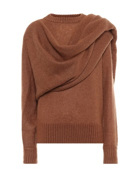 Colette Mohair Blend Sweater by Rejina Pyo