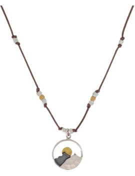 Bronwen Jewelry Landscape Necklace   Mountain   Women's by Rei