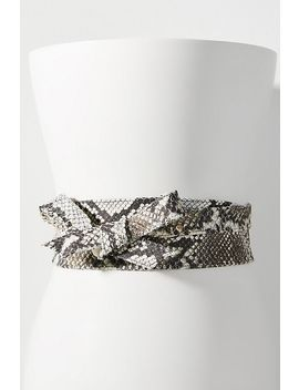 Mananas Wrap Belt by Anthropologie