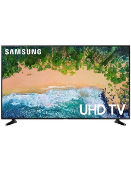 "Refurbished Samsung 50"" Class 4 K (2160 P) Smart Led Tv (Un50 Nu6950 Fxza)  by Wish"
