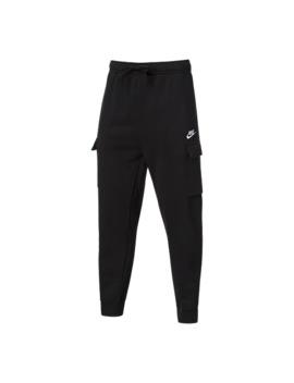 Nike Sportswear Men's Club Bb Cargo Pants   Black by Sport Chek