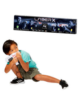 Laser X Blaster, 4 Pack by Costco