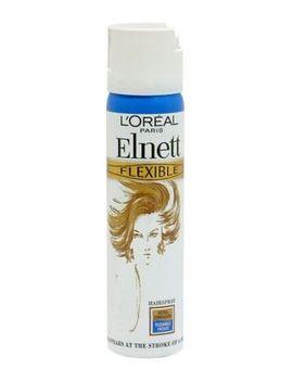 L'oreal Elnett Flexible Hold Hairspray 75ml by L'oreal