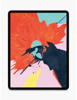 "2018 Apple I Pad Pro 12.9"", A12 X Bionic, I Os, Wi Fi, 64 Gb, Silver by Apple"