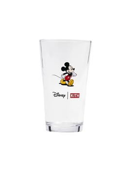 Kith X Disney 90s Mickey Water Glass Multi by Stock X