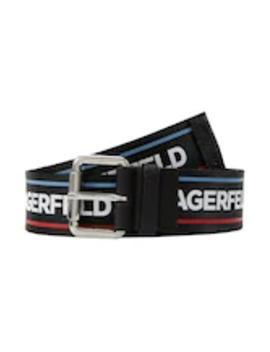 Webbing Hip Belt   Belt by Karl Lagerfeld