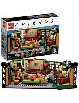 Lego Ideas Central Perk   21319456/1057 by Argos