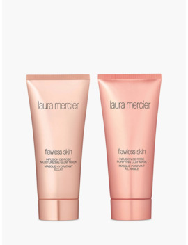 Laura Mercier Indulgence Extrême Infusion De Rose Mask Duo by Laura Mercier