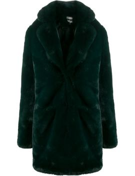 Faux Fur Coat by Apparis