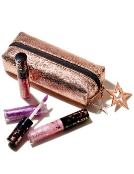 Mac Lucky Stars Lip Gloss Kit   Pink (Worth £30) by Mac