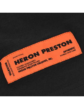 Permanent T Shirt by Heron Preston