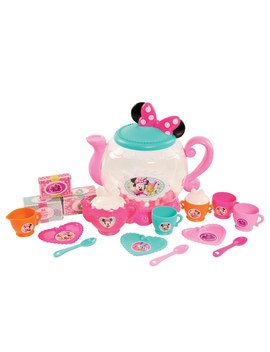 Minnie's Happy Helpers Teapot Set by Smyths