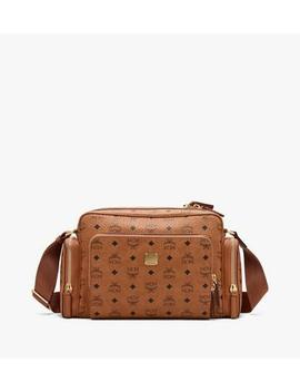 Klassik Messenger In Visetos by Mcm