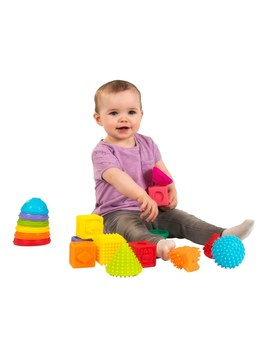 Big Steps Play Sensory Gift Pack by Smyths