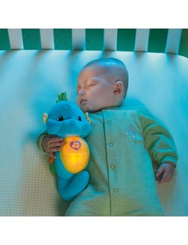 Fisher Price Soothe & Glow Seahorse by Smyths