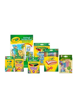Crayola Colour And Create Tub by Smyths