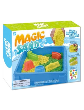 Magic Sand Playset by Smyths