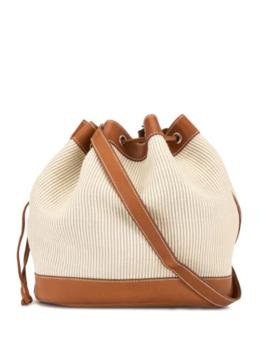 Market Pm Drawstring Shoulder Bag by Hermès Pre Owned
