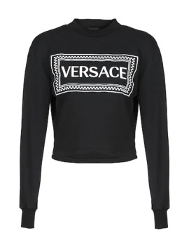 Sweatshirt by Versace