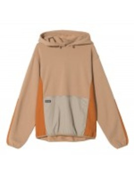 Stussy Division Contrast Hoodie (Khaki) by Dover Street Market