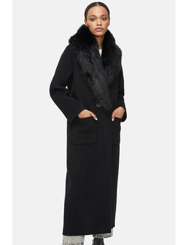 Ruth Coat   Black by Orchard Mile