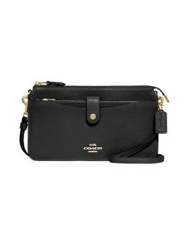 Pebble Leather Crossbody by Coach