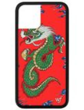 Red Dragon I Phone 11 Pro Case by Wildflower Cases