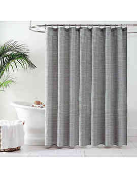 Ugg® Olivia Shower Curtain Collection In Grey by Bed Bath And Beyond