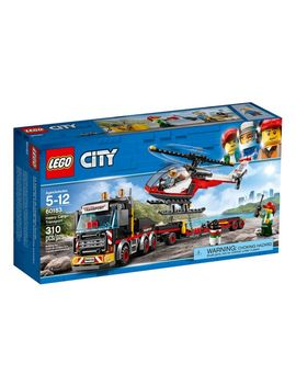 Lego City Heavy Cargo Transport, 310 Pc by Canadian Tire