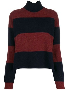 Large Stripes Jumper by Ps Paul Smith