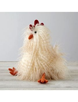 Jellycat ® Chicken Stuffed Animal by Crate&Barrel