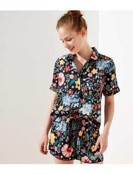 Garden Pajama Top by Loft